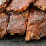 Award Winning Fireball Cinnamon Whiskey Ribs