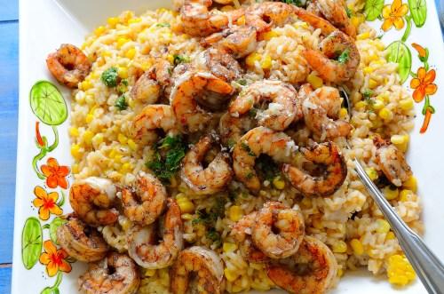 corn-risotto