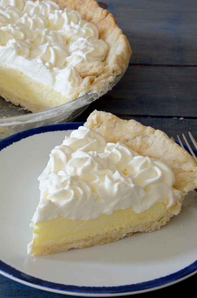 Forget Lemon Meringue in favour of this light, airy Lemon Chiffon Pie!   A great dessert any time of the year.