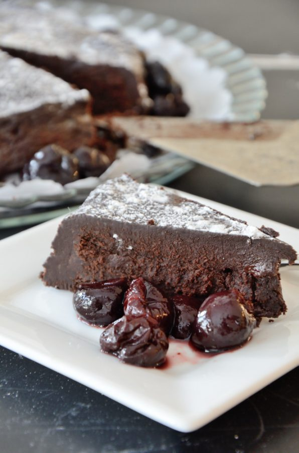 Choco-holics! You will love this decadent Gluten Free Chocolate Cake. Use the best quality chocolate for a divine dessert!