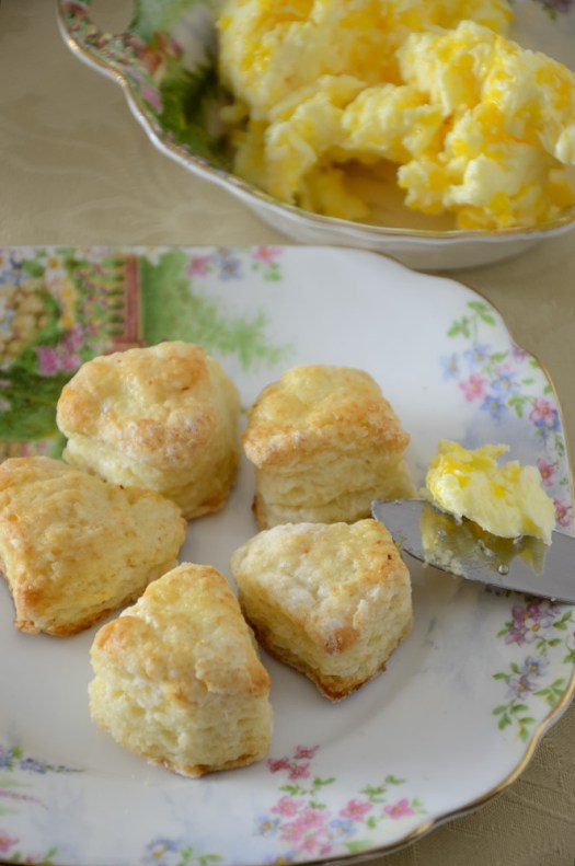 These bite size Tea Scones were perfect for our Breakfast Tea in honour of Meghan and Harry's Royal Wedding. You can make them any size you want though- they don't have to be tiny!