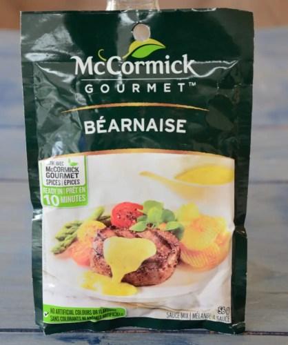 McCormick Gourmet Bearnaise mix
