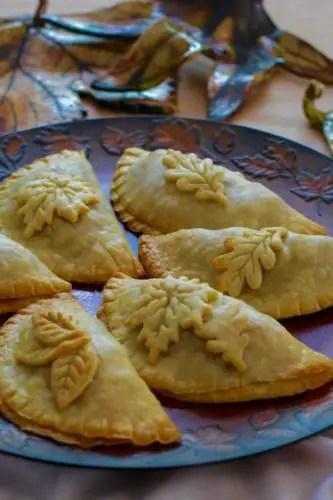 Leftover Turkey Empanadas