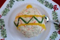 Veggie Cheese Ball