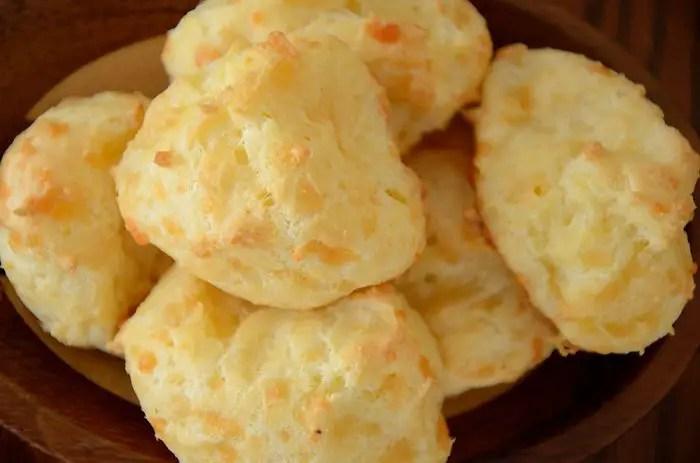 baked gougeres