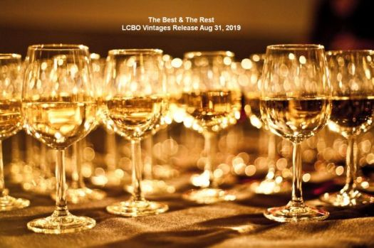 The Best and The Rest -  LCBO Vintages Release Aug 31, 2019
