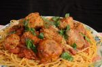 The Best Ever Spaghetti & Meatballs
