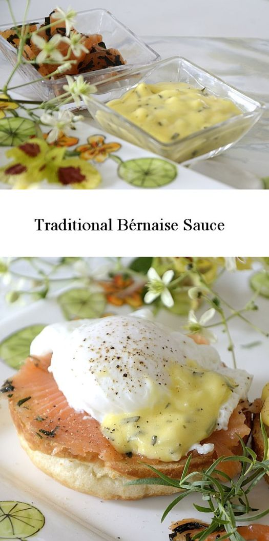 Traditional Béarnaise Sauce