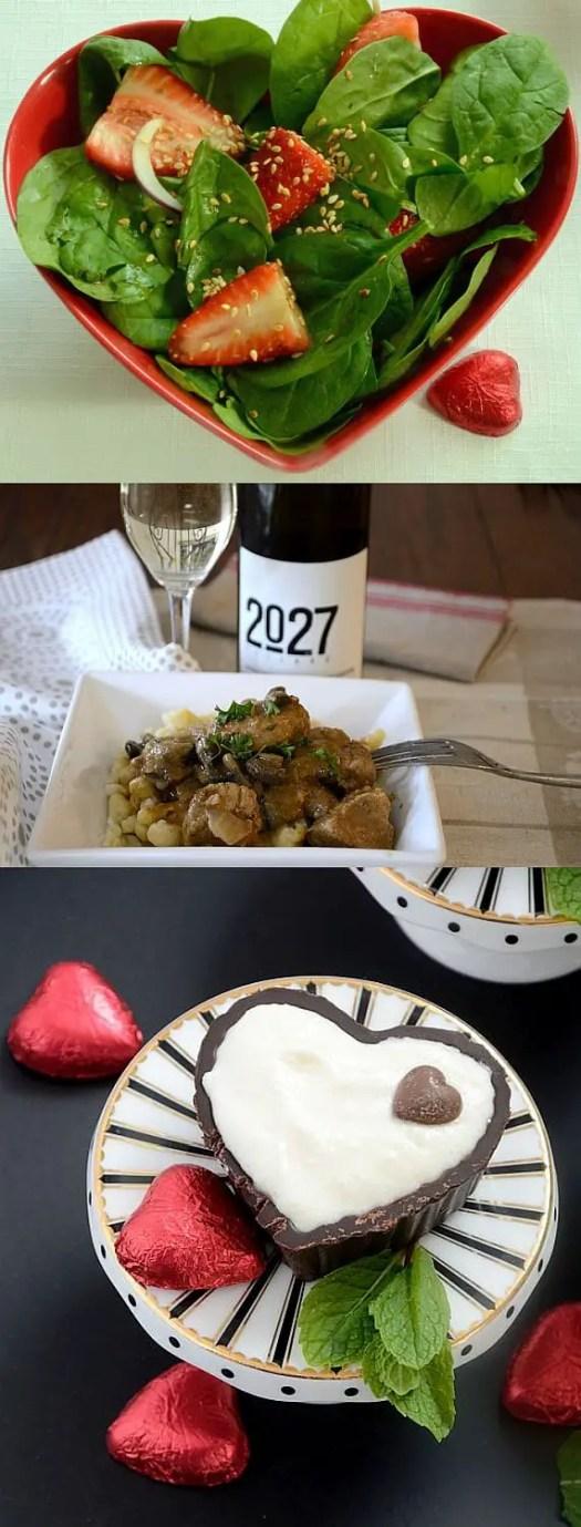 15 Easy, Elegant Options for Your Valentine\'s Day Dinner