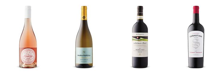 4 bottles of wine from the June 26 2021 LCBO Vintages release