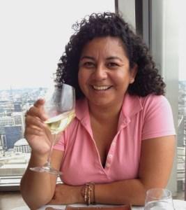 Denise Medrano (aka The Winesleuth)