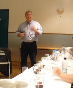 Wayne Stebhens, Katnook Estate Winemaker
