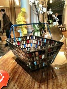 basket of art