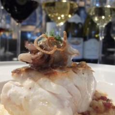 Seafood and wine workshops at the Andaz Hotel