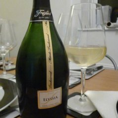 Freixenet Elyssia Gran Cuvee for the holidays