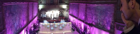 ballroom panorama