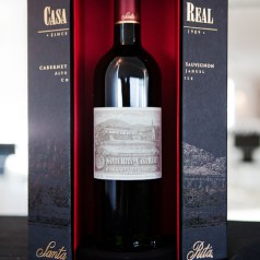 Vertical tasting of Chilean wine – Casa Real 1989 to 2010