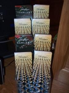 Tarlant bookmarks