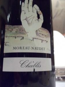 chablis more then ok!