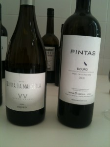 Jorge's red wines