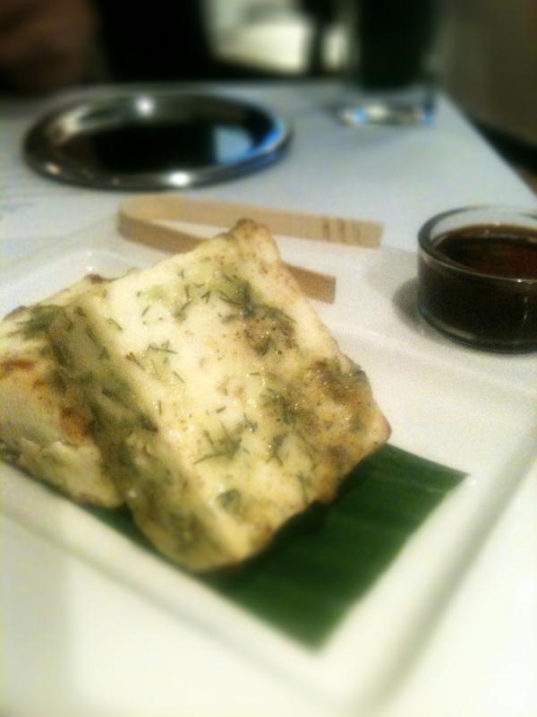 homemade fennel paneer