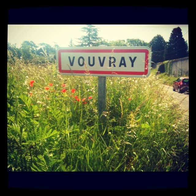 Entereing Vouvray
