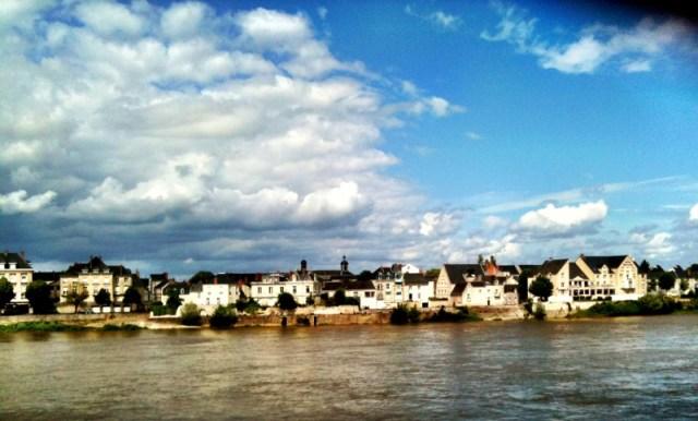 along the Loire