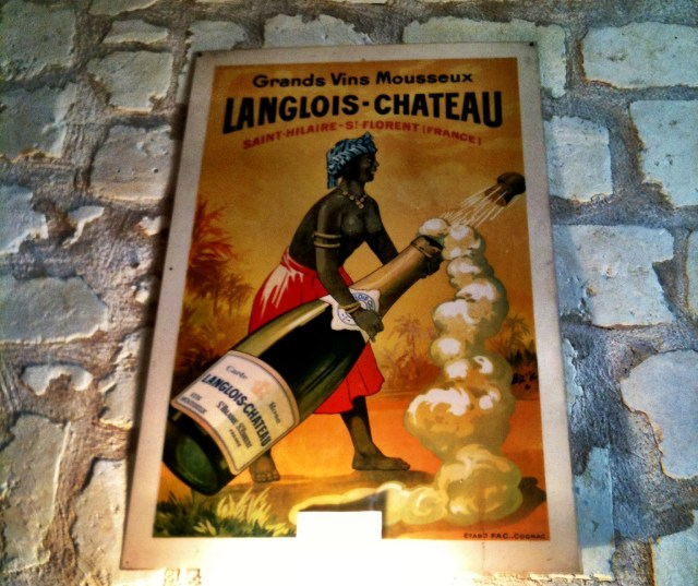 antique poster