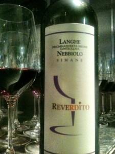 Reverdito 'Simane' Langhe Nebbiolo 2012