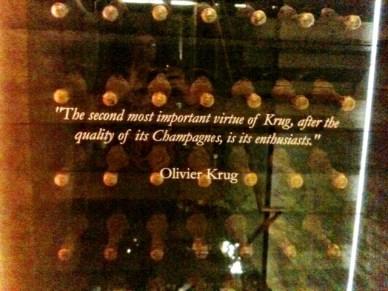 Olivier Krug quote