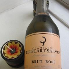 A little something for Valentine's Day, Billecart Salmon Brut Rose