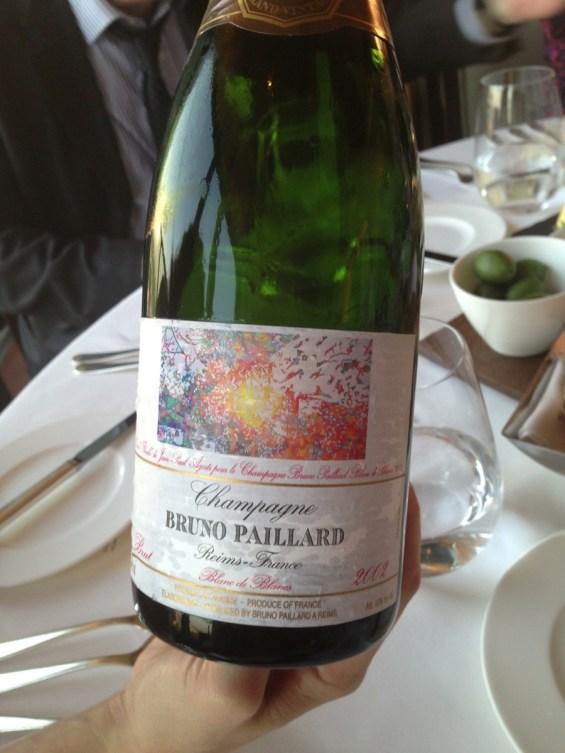 Bruno Paillard Blanc de Blanc Grand Cru 2002