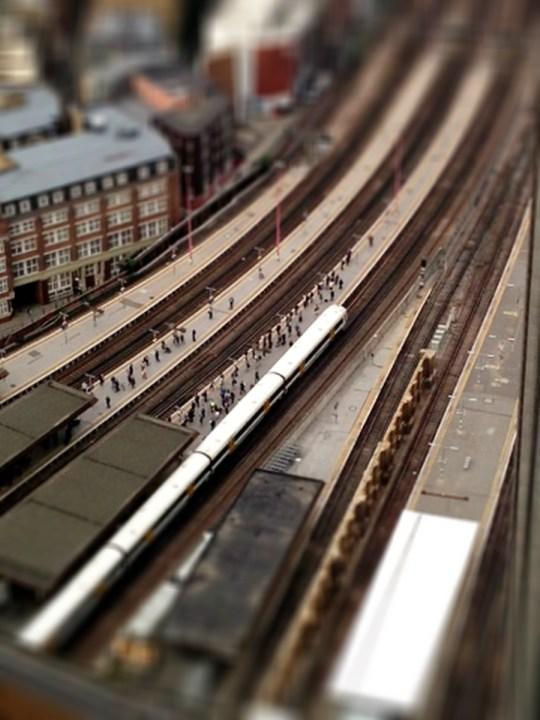 London Bridge, platform 5