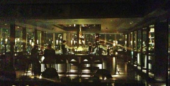 Aqua bar, London