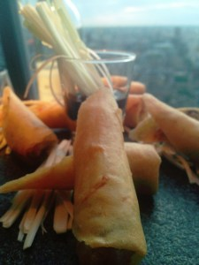spring rolls, Hutong