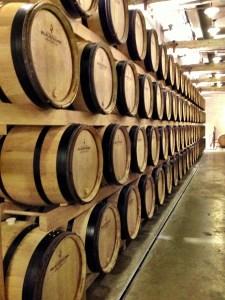the barrel room, Billecart-Salmon
