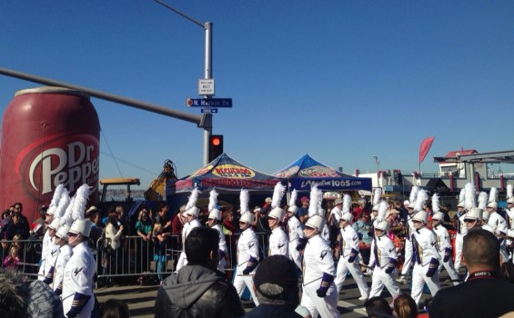 New Year's Day parade, San Diego