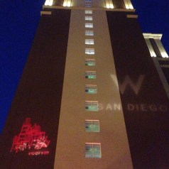 Seattle and San Digeo over the holidays