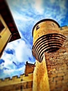 turret of Olite