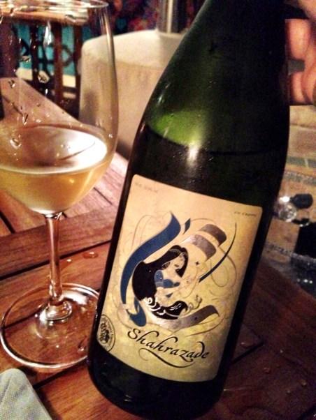 Shahrazade white - Egyptian wine