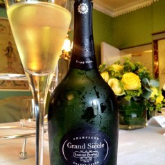 Laurent Perrier Afternoon Tea at The Dorchester