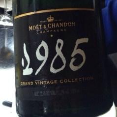 Lunching with Moet & Chandon winemaker Elise Losfelt