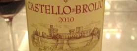 Dinner with Barone Francesco Ricasoli and his Brolio wines