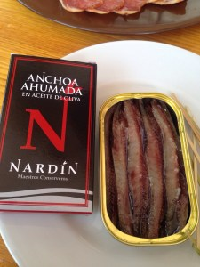 to die for smoked anchovies