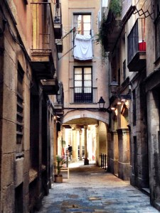 Born alleyway