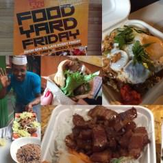 Food Yard Friday at The Artworks Elephant