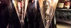Bellavista Franciacorta, Italian sparkling with dinner