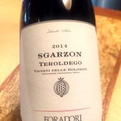 Foradori Sgarzon 2014 – An Amphora Wine