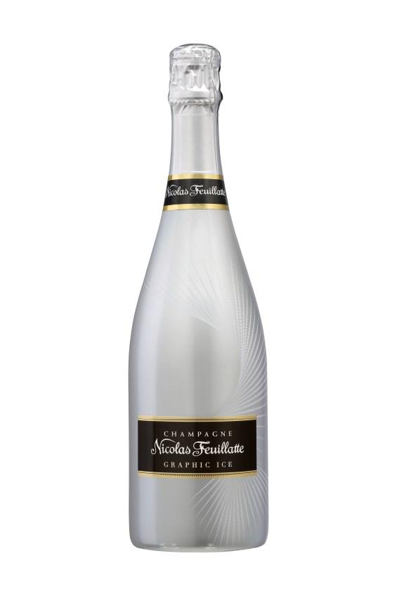 Graphic Ice Demi-Sec Nicholas Feuillatte Champagne