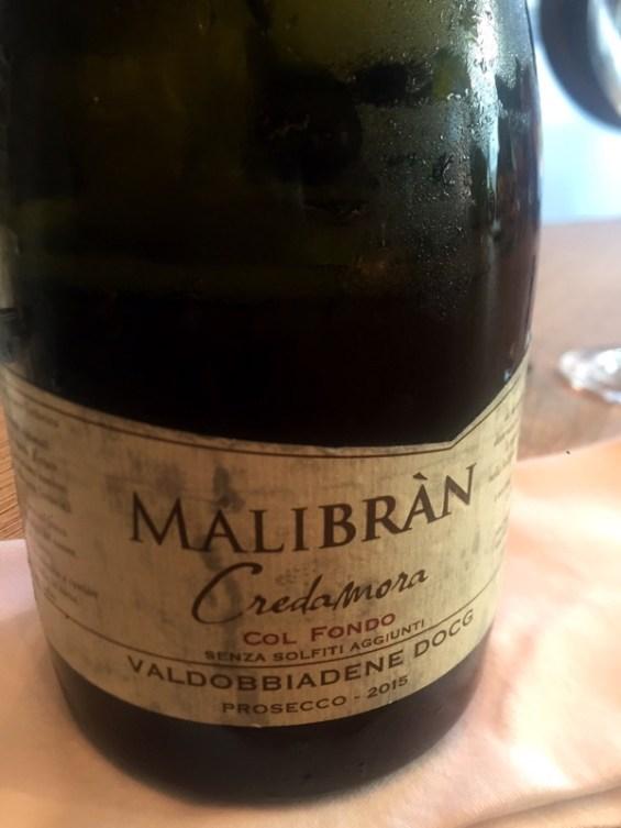 Malibran Col Fondo, Prosecco, Tozi, London,